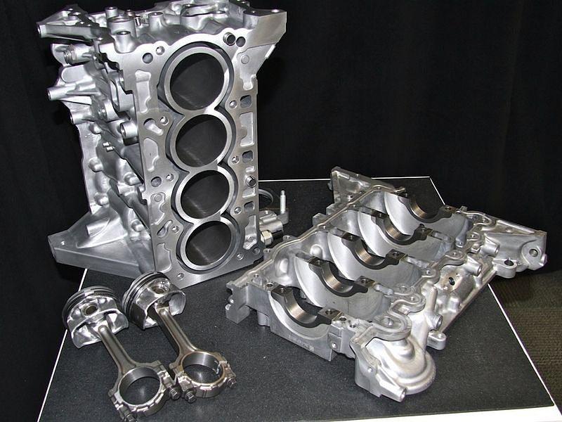 Blocco motore e cilindri