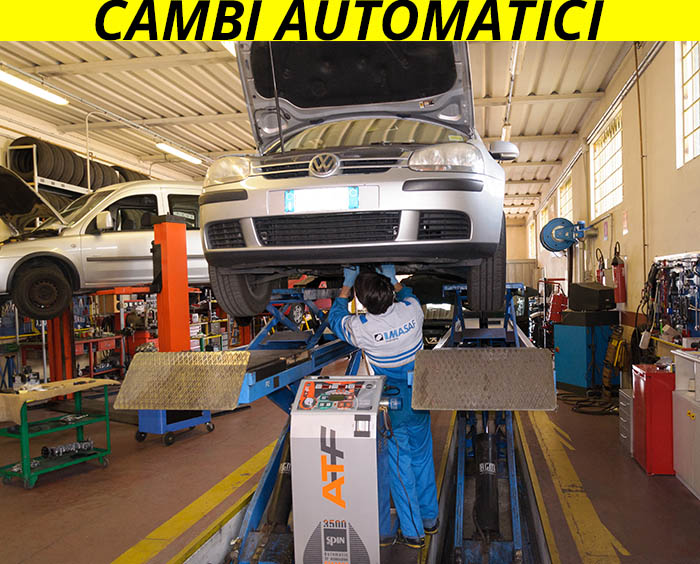 cambi automatici AVE s.n.c.