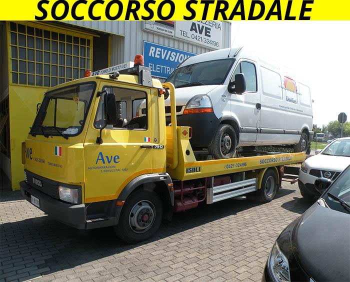 soccorso stradale AVE s.n.c.